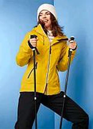 Шикарная термо куртка snow tech для лыж и отдыха непродуваемая...