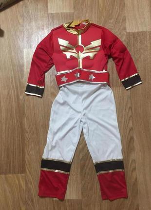 Новогодний костюм для мальчика / карнавальный костюм детский