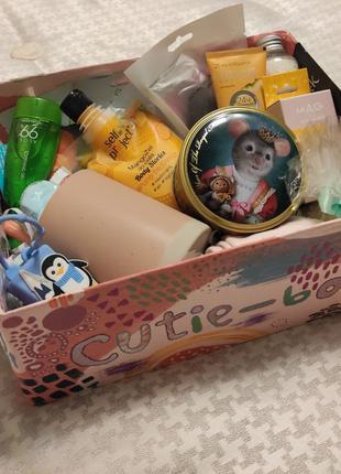Бокс (Beauty box or Cutie Box)