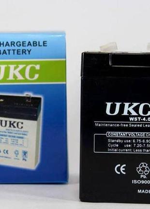 Аккумулятор Батарея Для Весов 6В 4А