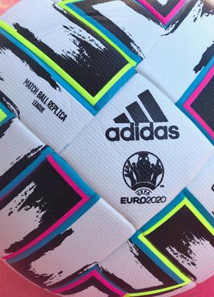 Мяч футбольный Adidas Uniforia Euro
