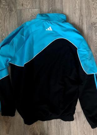 Костюм спортивный повседневный adidas, мужской тренировочный к...