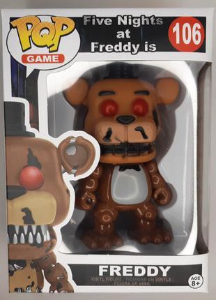 Игрушка Пять ночей у Фредди ФНАФ Funko Pop Five Nights at Freddy
