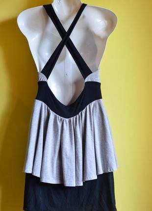 Платье с открытой спиной /распродажа!