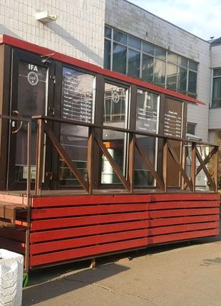 IFA W50 / грузовик кофейня / передвижная кофейня / кофе / продам