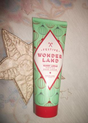 Крем для рук festive wonderland