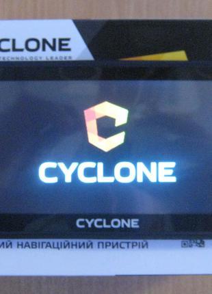 GPS навигатор Cyclone ND-502 (5 дюймов)