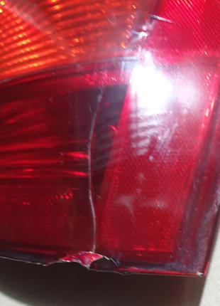 Фонарь задний Hyundai Accent 2006-2010 Правый