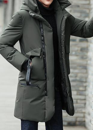 Мужская зимняя куртка AL-7870-40, фото 2