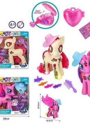 Игровой Набор My Little Pony Пони со шляпкой аксессуарами