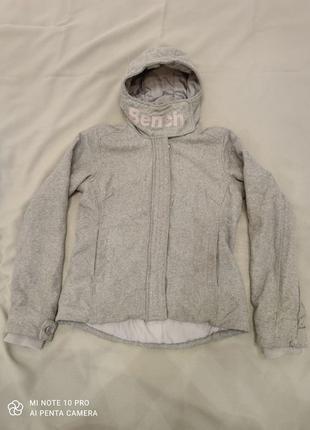 Куртка женская шерстяная Bench