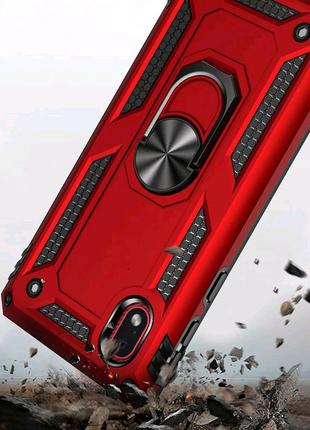 Ударопрочный Чехол для Samsung Galaxy M01 Core