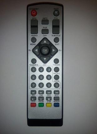 Пульт для тюнера World Vision T38 (DVB-T2)