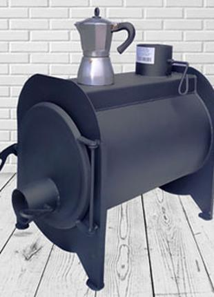 Печь буржуйка булерьян KOZAK 5.5 kWt