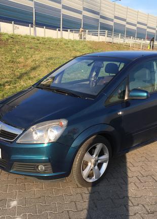 Opel Zafira 1.8 140 л.с. 2006 г.
