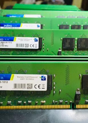 Оперативная память DDR2 4GB 800mhz 6400U для AMD