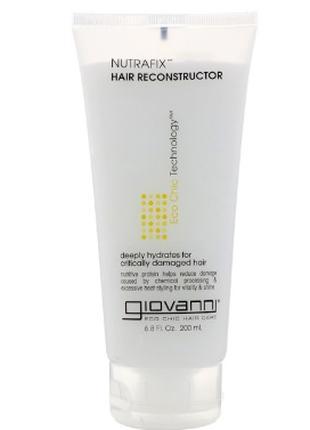 Маска Giovanni, Nutrafix Hair Reconstructor