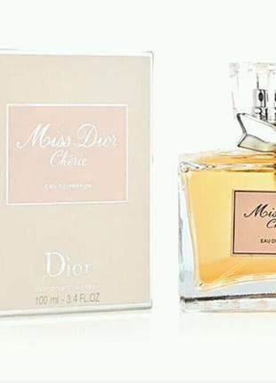 Женская парфюмированная вода Christian Dior Miss Dior Cherie Eau