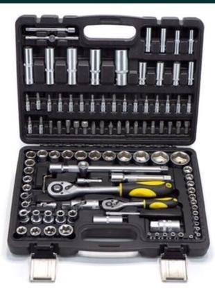Набор инструментов «Сталь»108 единиц набор ключей набор головок