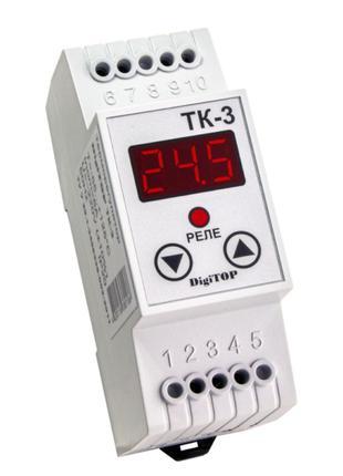 Терморегулятор - ТК-3 Digitop