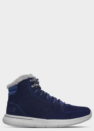 Оригинальные мужские ботинки skechers go walk city sierra(5382...