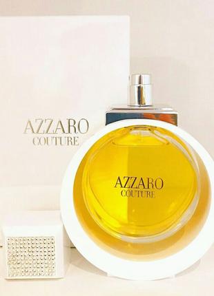 Женская парфюмированная вода Azzaro Couture 100ml