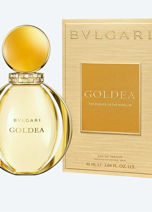 Женская парфюмированная вода Bvlgari Goldea The Essense Of Jewwel