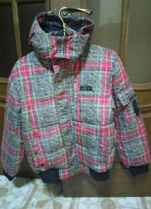 Новая мужская куртка пуховик