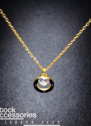 Женская Подвеска Блеск камня