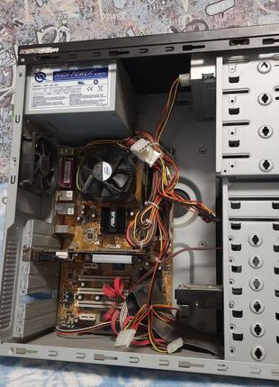 Компьютер DualCore Intel Core 2 Duo e4400 + Nvidia GeForce 210