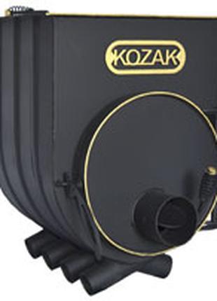 Печь-булерьян варочный с плитой KOZAK тип '00' на 100 м3
