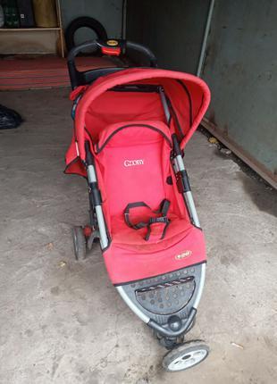 Детская коляска летняя, прогулочная