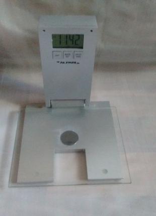 Кухонные настенные весы ALPARI SK-15EG