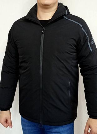 Зимняя куртка adidas зимова куртка адідас
