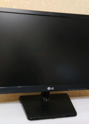 Монитор LG 22M37A/LED/FULL/