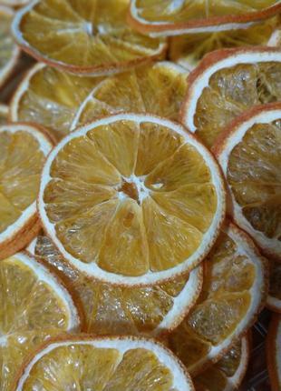 Апельсиновые чипсы, фрипсы