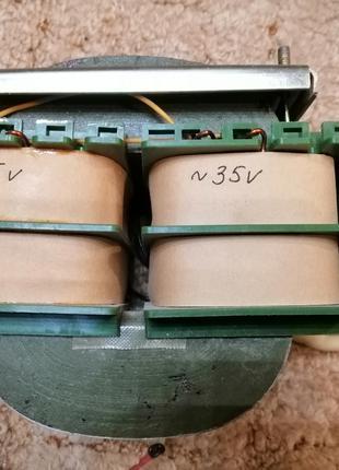 Мощный трансформатор от усилителя ОДИССЕЙ-У-010.