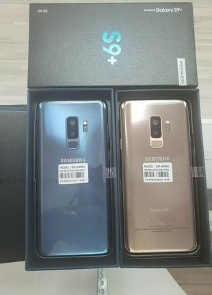 Samsung Galaxy S9+ SM-G965U 64GB NEW!