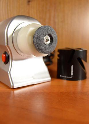 Электрическая Точилка для Ножей и Ножниц 220V  В наличии