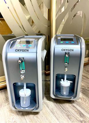 Кислородный концентратор 5 литра OXYGEN медицинский генератор