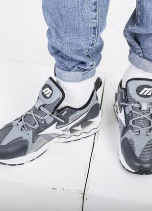 Mizuno wave rider 45 кроссовки обувь