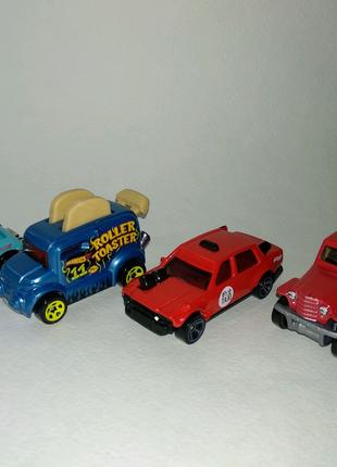 Машинки хот вилс Mattel Маттел Hot Wheels Matchbox