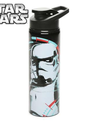 Питьевая спортивная  бутылка нержавеющая сталь Star Wars Disney