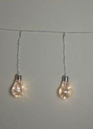 Ирлянда Luca Lighting гирлянда Лампочки, 1,3 м