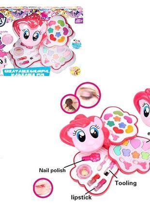 Набор детской косметики Lovely horse , детская косметика