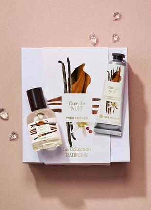 Набор парфюмерии cuir de nuit