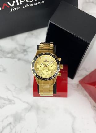 Мужские наручные часы naviforce