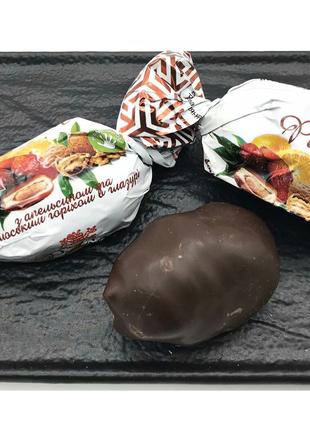 Конфеты Финик с апельсином в шоколаде ABC Sweets1кг
