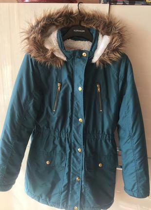 Зимняя куртка George для девочки 11-12 лет