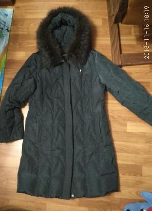 Пальто, куртка, пуховик 50-52р xxl
